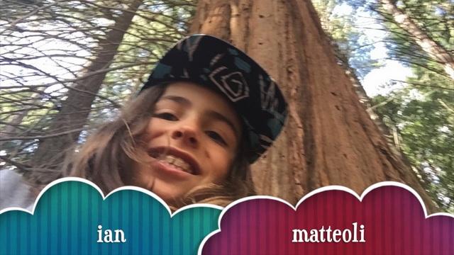 Ian Matteoli: 10 anni e una stagione da pro rider
