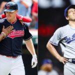 Dodgers e Indians: traiettorie divergenti
