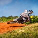 James Stewart: in sella a una moto è il più veloce di tutti