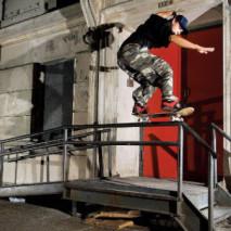 Dalla strada alla leggenda: la vita di Josh Kalis in una video series