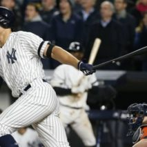 Judge risorge e porta gli Yankees sul 2-2