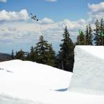 Cinque foto di snowboard per rinfrescare l'estate