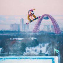 Roxy Katie Ormerod vince la tappa di Mosca della FIS World Cup