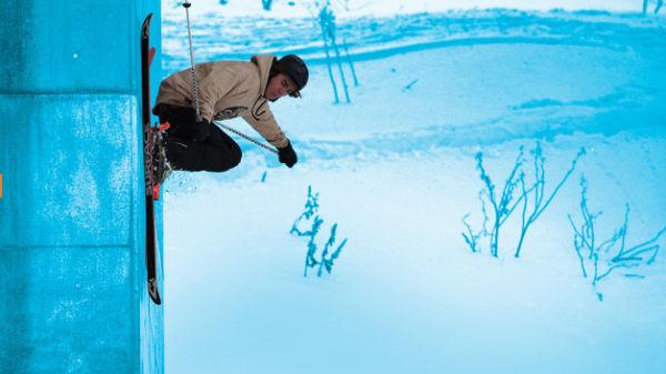 Sciare in centro città: il video del freeskier Khai Krepela per Real Ski 2017