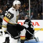 Tutto facile per i Golden Knights contro i Kings?