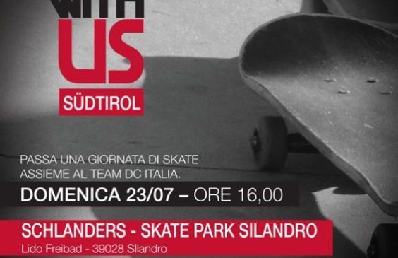 DC Skate With Us – Trentino Alto Adige