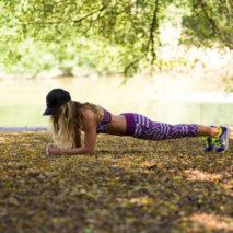 Lisa Di Corato: training con Roxy Fitness