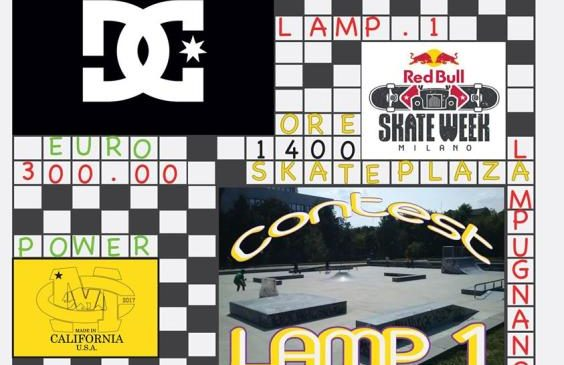 DC Lamp 1 Skate Contest