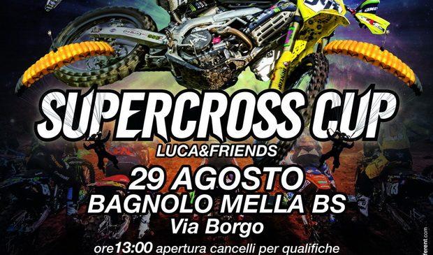 DC per la Supercross Cup Luca & Friends