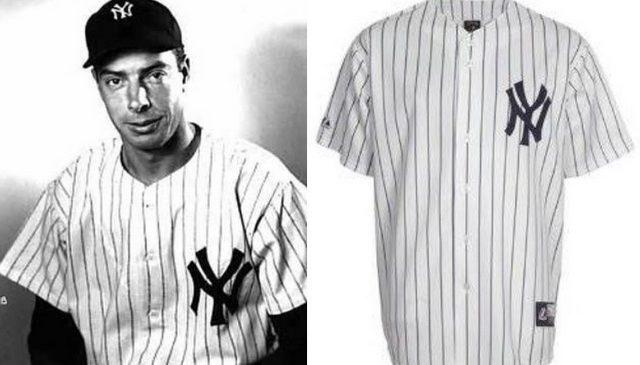 Omaggio a Joe DiMaggio – Majestic Athletic