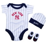 Majestic Youth Romper, Hat, Sock Set