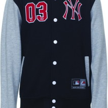 Majestic Youths Fleece Letterman