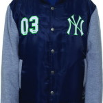 Majestic Youths Mix Fabric Jacket