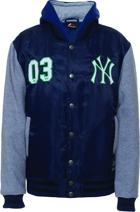majestic_jr_Youths Mix Fabric Jacket_MNY1285NL_euro99