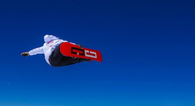 Un'estate action con The Garden Snowboard School