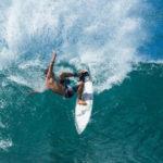 L'inverno sulle onde di Marc Lacomare
