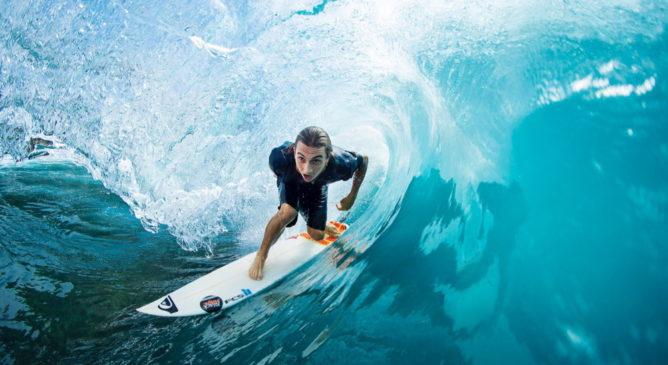 Mattia Migliorini: 23 giorni di surf a Bali