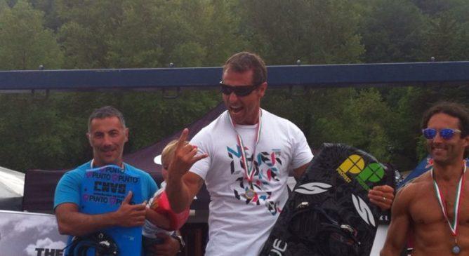 Pierluigi Mazzia campione italiano 2013