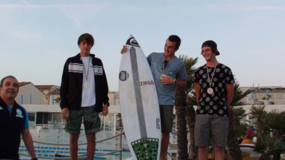 Mattia Migliorini è campione d'Italia Under 18