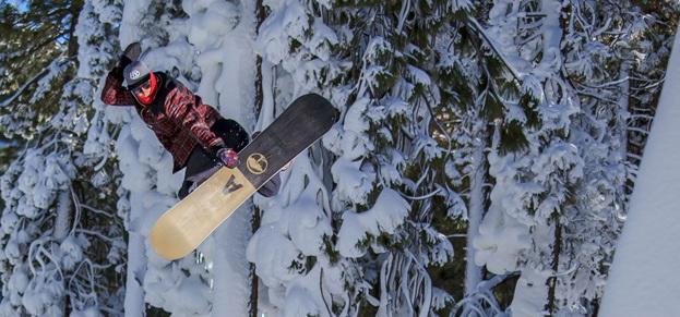 Mike Gray e la sua passione per gli snowpark