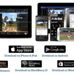 Segui l'MLB con l'App At Bat