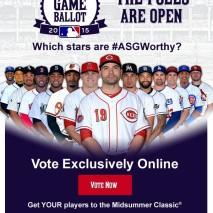 MLB: vota i migliori giocatori della stagione
