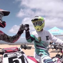 Il motocross rende felici: il video di McGrath e Barcia