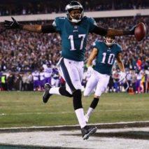 Nick Foles è incontenibile, gli Eagles volano al Super Bowl