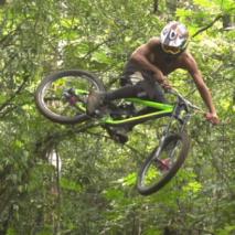 L'indonesia in mountain bike con Nick Pescetto