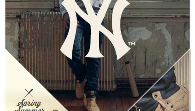 New York Yankees Footwear è disegnata da SFD Atelier – PE 2015