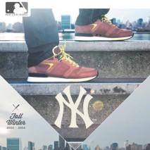 NYY Footwear per l'inverno 2015.16