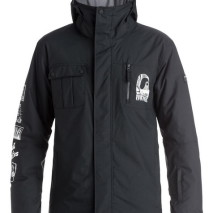 Quiksilver Mission Placed Art Jacket