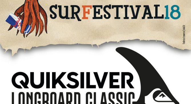 Tutto pronto per il Quiksilver Longboard Classic