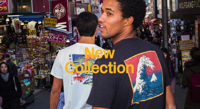 Online la nuova collezione Quiksilver Apparel FW1819
