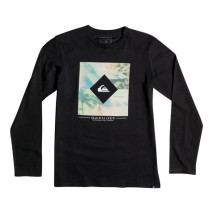 Quiksilver Ls Classic Tee Youth Diamond Day
