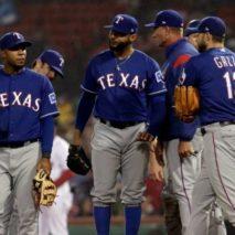 La stagione dei Texas Rangers