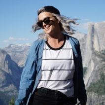 Rebecca Torr: bella, bionda e spericolata!