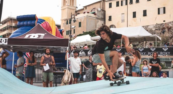 Ecco com'è andata al Recco Surf Festival 2019
