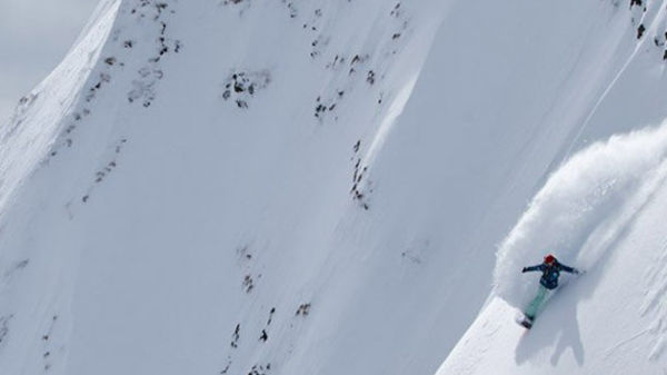 Robin Van Gyn, la regina del backcountry