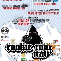 Quiksilver e Roxy con il Rookie Tour Italy