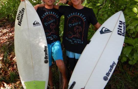 Grande risultato dei fratelli Scoppa alle Hawaii