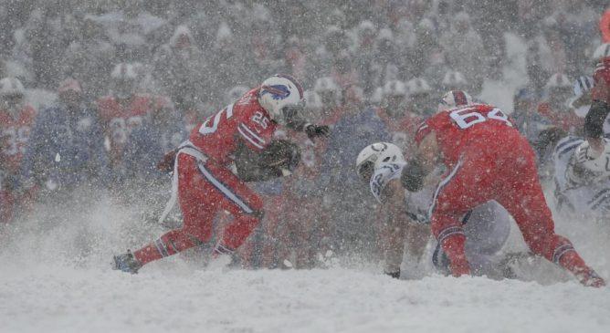 NFL Week 14: la crudeltà del football