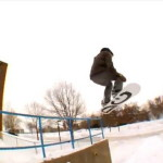 DC Shoes The Underline Series Vol 1 Justin Fronius