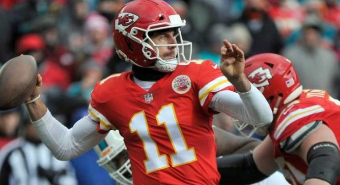 I Redskins ricominciano da Alex Smith
