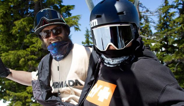 Spy Squad Skis: Ski Happy!