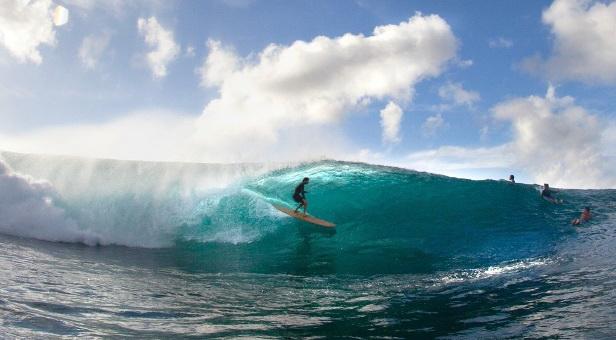 Joel Tudor è un'icona del surf
