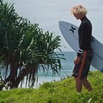 """Being a surfer is fun"" con John John Florence"