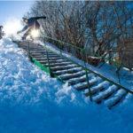 Neve e stile in città