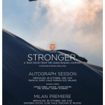Premiere a Milano per Stronger, The Union Team Movie