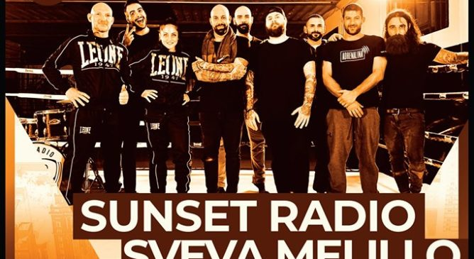 Sunset Radio: presentazione del nuovo video